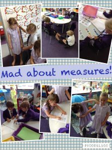 Mad about Measures!